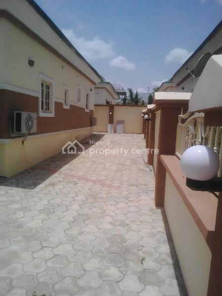 a Lovely Finished 3 Bedroom Detached Bungalow with a Room Bq, Off Von Road, Lugbe District, Abuja, Detached Bungalow for Sale