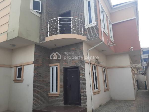 Four Bedroom Semi Detached, Ologolo, Lekki, Lagos, Semi-detached Duplex for Rent