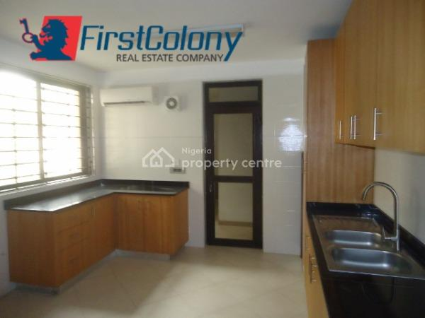 Upscale Serene 3 Bedroom Apartment with State-of-the-art Facilities, Off Bourdillon Road, Old Ikoyi, Ikoyi, Lagos, Flat for Rent