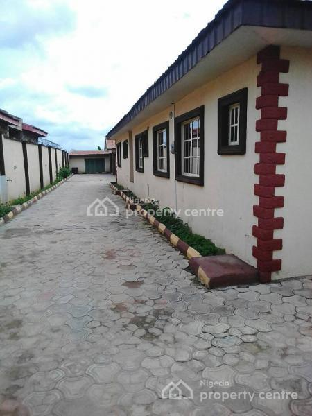5 Bedroom Detached Bungalow with Bq, Wire and Cable Area, Apata, Ibadan, Apata, Ibadan, Oyo, Detached Bungalow for Sale