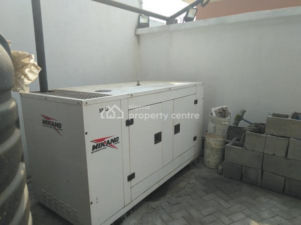 Smart New 3 Bedroom + Bq Serviced Flat, Parkview, Ikoyi, Lagos, Flat for Rent