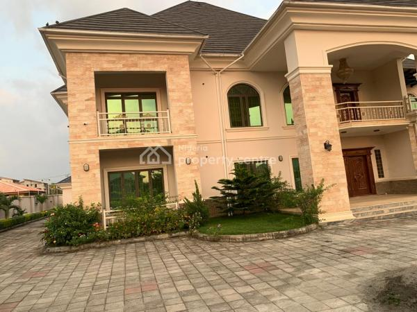 5bedroom Mansion, Three Living Rooms House with 3bedroom Guest Chalet, Mabuchi, Abuja, Detached Duplex for Sale