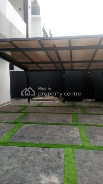 Five (5) Bedroom Fully Detached House with 2 Room Bq, Off Admiralty Way, Lekki Phase 1, Lekki, Lagos, Detached Duplex for Sale