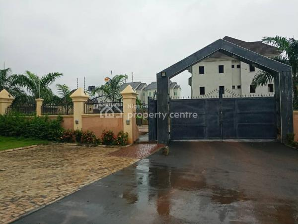 5 Bedroom Terrace Duplex with Box Room and Study Room, Ptech Estate Is Located Close to Life Camp Police Station, Jabi, Abuja, Terraced Duplex for Sale