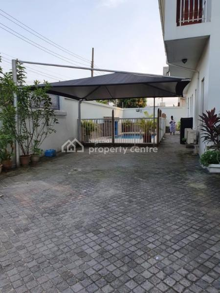 Exquisitely Finished 5 Bedroom Detached House with Swiming/pool and Bq, Off Admiralty Way, Lekki Phase 1, Lekki, Lagos, Detached Duplex for Sale