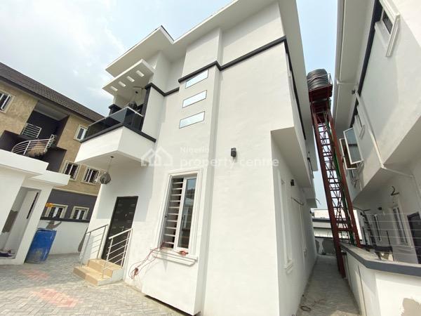 4 Bedroom Detached Duplex, Lekki Palm City Estate, Ado, Ajah, Lagos, Detached Duplex for Rent