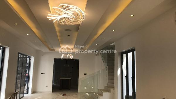 5 Bedroom Contemporary Fully Detached Duplex with Swimming Pool Cinema, Victory Park Estate, Osapa, Lekki, Lagos, Detached Duplex for Sale