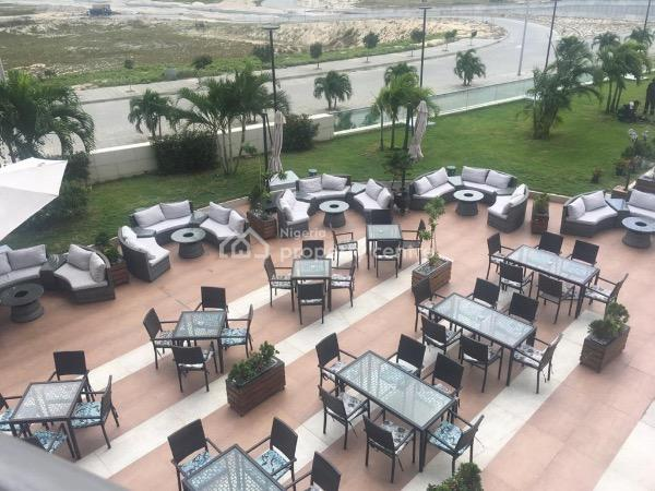 Luxury 3 Bedrooms Apartment with 0% Mortgage Option for First 5 Years, Eko Pearl Tower, Eko Atlantic City, Lagos, Flat for Sale