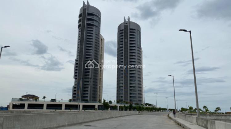 Luxury 3 Bedrooms Apartment with Ocean and Marina  View, Eko Pearl Tower, Eko Atlantic City, Lagos, Flat / Apartment for Sale