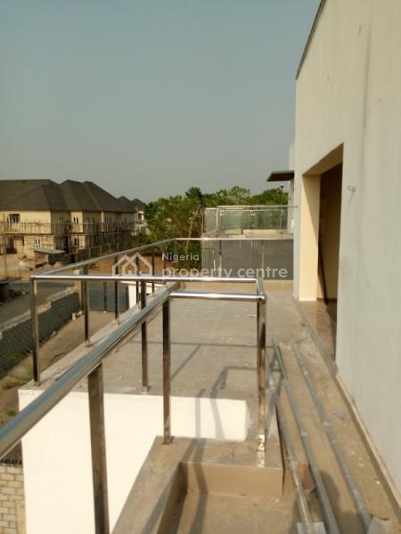 5 Bedroom Detached Duplex with 1 Room Bq, Gambo Jimeta Crescent, Guzape District, Abuja, Detached Duplex for Sale