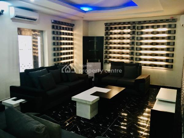 Luxury Furnished 2 Bedroom Apartment, Opposite Ocean Pavilion Hotel White Sand Beach Estate, Ologolo, Lekki, Lagos, Flat for Rent