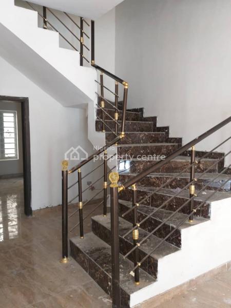 4 Bedroom Super Clean & Spacious Semi Detached Duplex with Bq, Lekki 2nd Toll Gate, Lekki, Lagos, Semi-detached Duplex for Sale