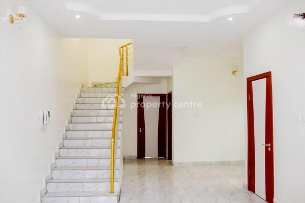 4 Bedroom Luxury Semi Detached Duplex with Bq, Chevron, Lekki, Lagos, Semi-detached Duplex for Sale