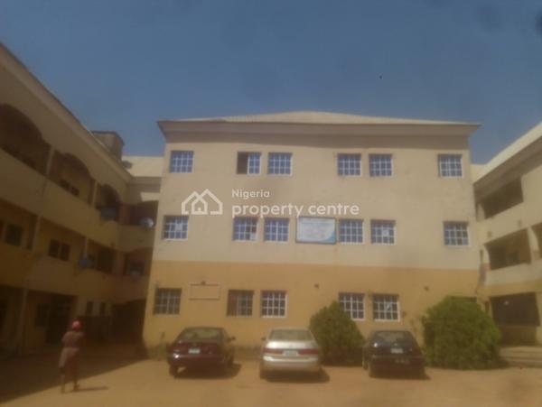 Storey Building with 45 Rooms, 5 Halls, Mini Boys Quarters, Durumi, Abuja, Plaza / Complex / Mall for Sale