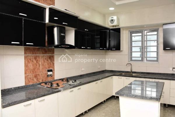Tastefully Finished 2units of 5 Bedroom Fully Detached Duplex with Bq,, Chevron Alternative Drive, Lekki Phase 2, Lekki, Lagos, Detached Duplex for Sale
