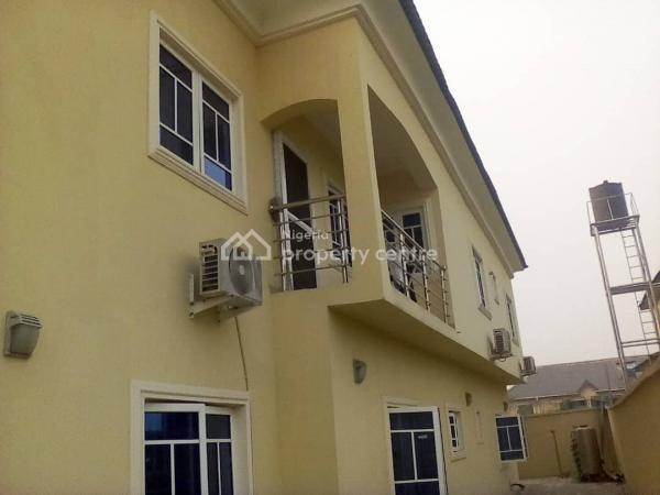 4 Bedroom Semi Detached Duplex, Ajah Addo Road, Ado, Ajah, Lagos, Semi-detached Duplex for Sale