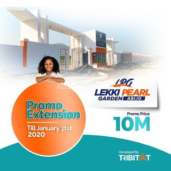 Land, 20 Mins Drive From Dangote Refinery, Lekki Pearl Garden, Lekki, Lagos, Mixed-use Land for Sale