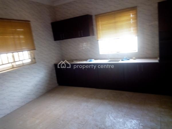 Spacious Two Bedrooms Terrace, Along Next Cash and Carry, Mabuchi, Abuja, Terraced Duplex for Rent