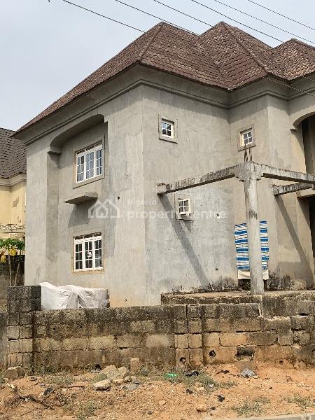 Crakers 4 Bedrooms Duplex, Sunshine Estate, Gwarinpa, Abuja, Detached Duplex for Sale
