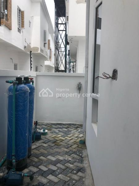 Brand New and Tastefully Finished 4 Bedroom Semi-detached Duplex with, Osapa, Lekki, Lagos, Semi-detached Duplex for Sale
