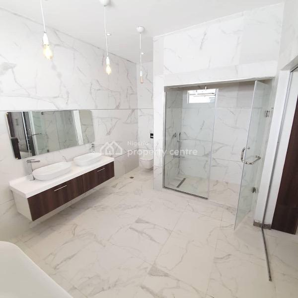 Executive 5 Bedroom Fully Detached Duplex with Bq,s/pool, Study Room ,, Victory Park Estate, Lekki Phase 2, Lekki, Lagos, Detached Duplex for Sale