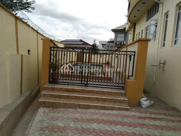 5 Bedroom Luxurious House with a Penthouse, Boys Q, and Swimming Pool, Shangisha Phase 2, Gra, Magodo, Lagos, Semi-detached Duplex for Sale