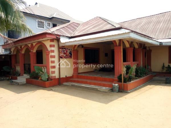 Exquisite 5 Bedroom Detached Bungalow, Atiku Abubakar Road, Uyo, Akwa Ibom, Detached Bungalow for Sale