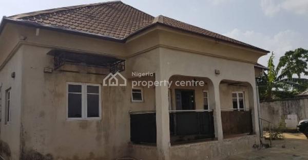 4 Bedroom Apartment on a Plot of Land, Leadway Estate, Erunwen, Erunwen, Ikorodu, Lagos, Terraced Bungalow for Sale