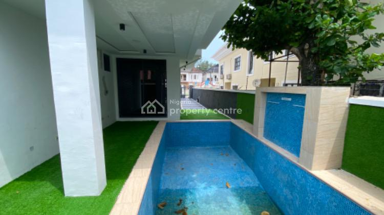 Luxury 6 Bedroom Detached House with  Excellent Amenities, Off Fola Osibo, Lekki Phase 1, Lekki, Lagos, House for Sale