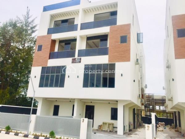 Brand New 5 Bedroom Semi Detached House, Banana Island, Ikoyi, Lagos, Semi-detached Duplex for Sale