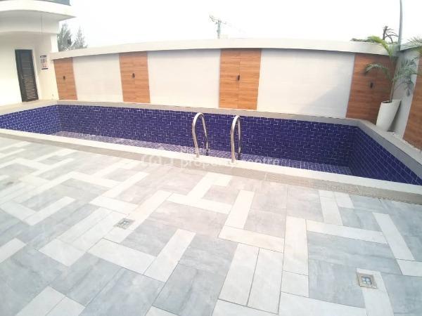Elegantly Built 5 Bedroom Terrace Duplex, Banana Island, Ikoyi, Lagos, Terraced Duplex for Rent