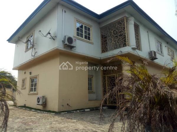 Luxury 8 Bedrooms Duplex, Rumuokwuota, Port Harcourt, Rivers, Detached Duplex for Sale
