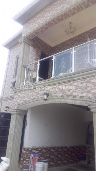 Brand New 2 Bedroom Flat, Amikanle, Kola Alagbado Lagos, Ijaiye, Lagos, Flat for Rent