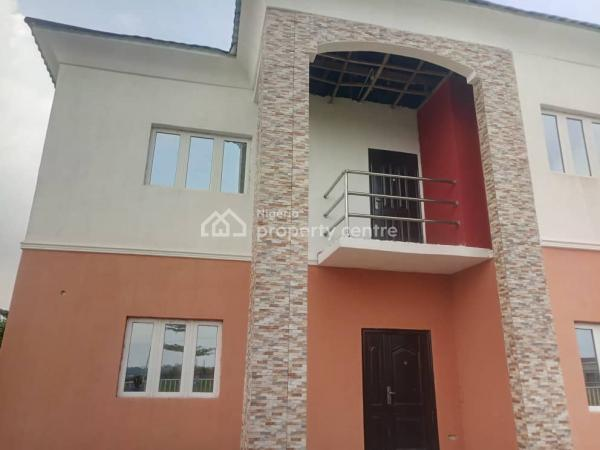Newly Built 4 Bedroom Fully Detached Duplex with Additional 2rooms Bq, Inside Amity Estate Sangotedo Lekki, Sangotedo, Ajah, Lagos, Detached Duplex for Sale