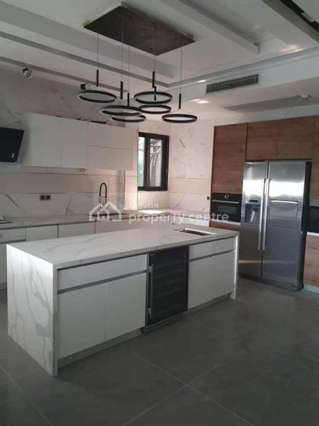 a Brand New Well Finished Fully Automated, Luxury, 4 Bedrooms, Banana Island, Ikoyi, Lagos, Terraced Duplex for Sale