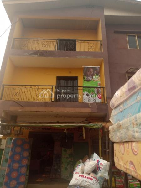 2 Bedroom Flat Apartment with Two Toilet., Estate Road, Ire Akari, Isolo, Lagos, Flat for Rent