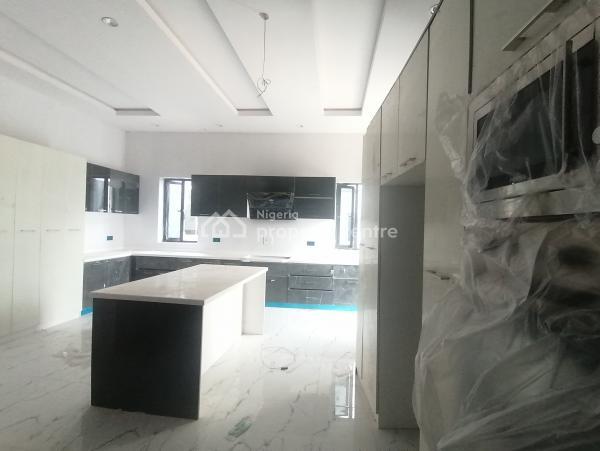 Tastefully Built Five Bedroom Detached House, Pinnock Beach Estate, Osapa, Lekki, Lagos, Detached Duplex for Sale