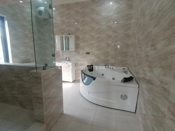 Five Bedrooms Luxury Detached Duplex, Pinnock Beach Estate Osapa London, Osapa, Lekki, Lagos, Detached Duplex for Sale