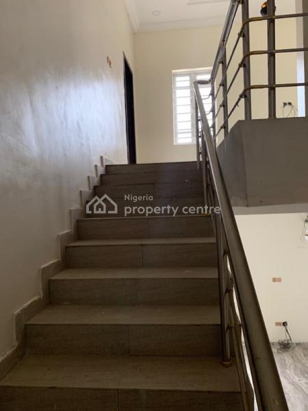 7 Numbers of 4 Bedrooms Town Houses + 1 Room Bq Each, Igbo Efon, Lekki, Lagos, House for Sale