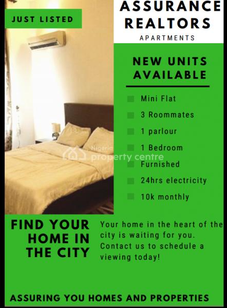 Mini Flat Apartment  with Roommates, Ijaiye, Lagos, Mini Flat for Rent