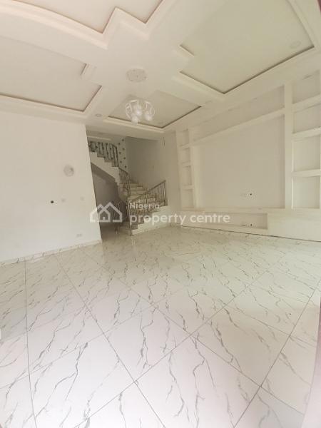 Brand New 4 Bedroom Semi-detached Duplex, Osapa, Lekki, Lagos, Semi-detached Duplex for Sale