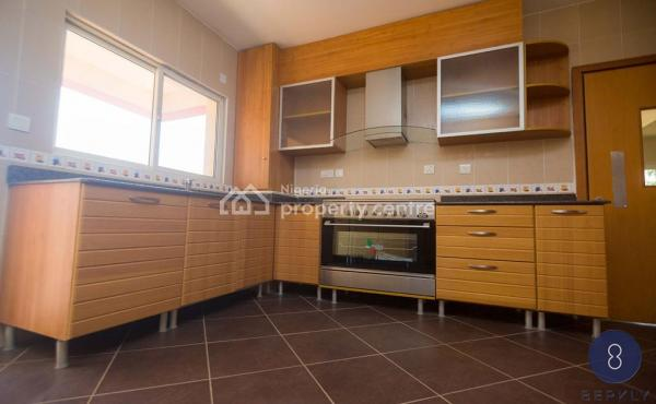Luxury Serviced 3 Bedrooms Bq 2 Bedrooms Guest Swimming Pool, Asokoro District, Abuja, Flat for Rent