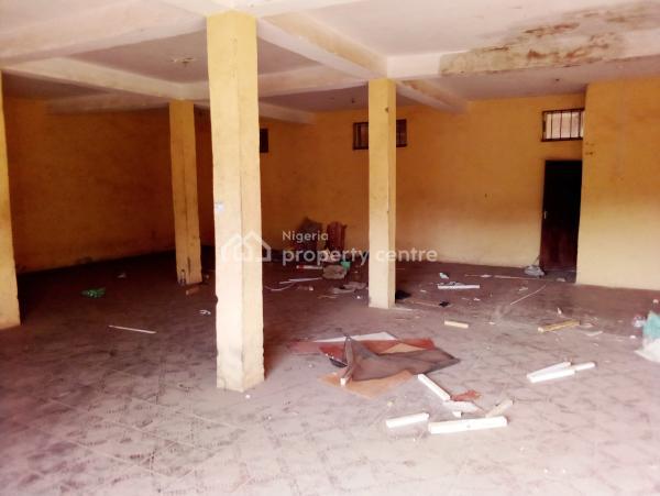 Large Warehouse, Iyana Bodija Street, New Bodija, Ibadan, Oyo, Warehouse for Rent