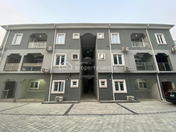 Nicely Built 2 Bedrooms Flat with Excellent Facilities, Ikate Elegushi, Lekki, Lagos, Flat for Rent