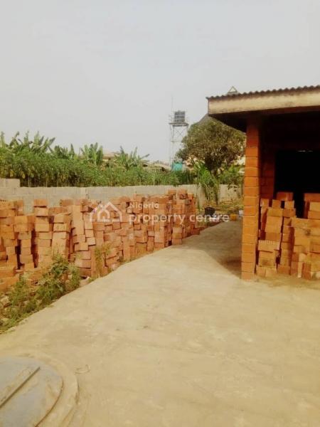 2 Bedroom Bungalow with Land, Idowu Fagbohun Close, Ayobo2, Ayobo, Lagos, Detached Bungalow for Sale