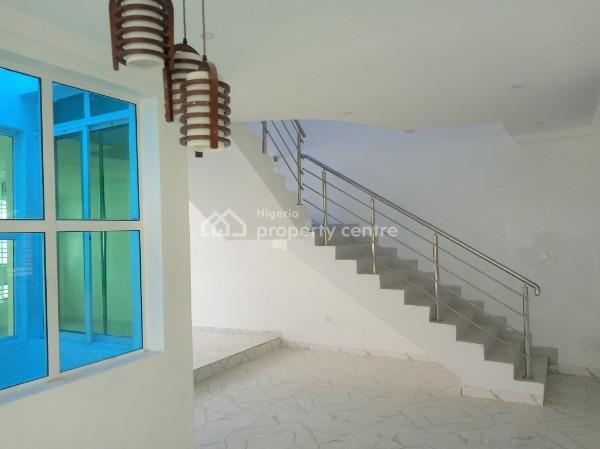 3 Bedroom Terrace Duplex with Bq, Sangotedo( Not Far From Novare Mall), Sangotedo, Ajah, Lagos, Terraced Duplex for Sale