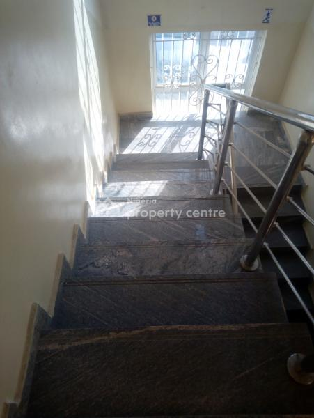 Spacious Two Bedrooms Flat on a Tarred Road for Office Purpose Only, Gilmore, Jahi, Abuja, Office Space for Rent