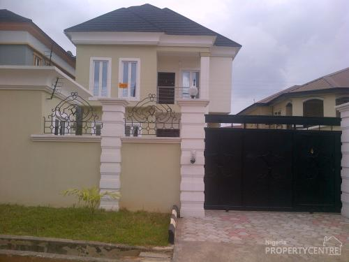 For sale beautiful finished 4 bedroom detached duplex 1 for Modern day houses for sale