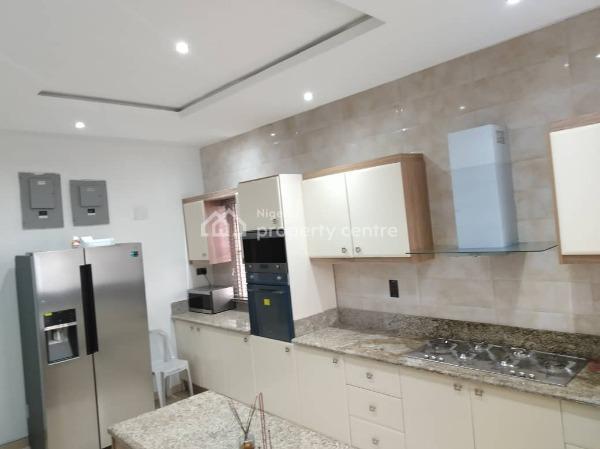 Luxurious 5 Bedroom Duplex with Bar and Penthouse Loft, Megamound Estate, Lekki Expressway, Lekki, Lagos, Detached Duplex for Sale