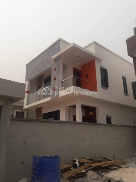5 Bedroom Duplex, Osapa London, Lekki, Lagos, Terraced Duplex for Sale
